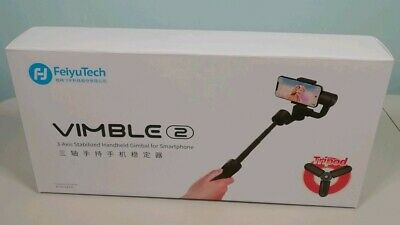 Feiyu Tech Vimble 2 3-Axis Gimble Stabilizer For iPhone & Android