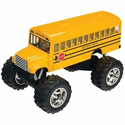 Toys For Boys Kids Children Bus Yellow Car for 3 4 5 6 7 8 9 10 Years Olds Age