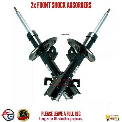 FORD FOCUS Mk1 FRONT SHOCK ABSORBER X2 KIT 1998/>2005 PAIR *BRAND NEW*