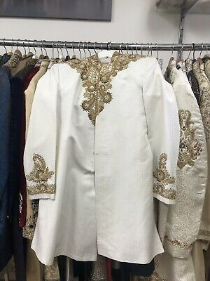 Used Mens Wedding Sherwani | Size: 37