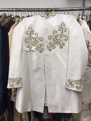 Used Mens Wedding Sherwani | Size: 36