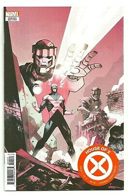 Marvel Comics X-MEN: HOUSE OF X #1 Mike Huddleston 1:10 Variant Cover