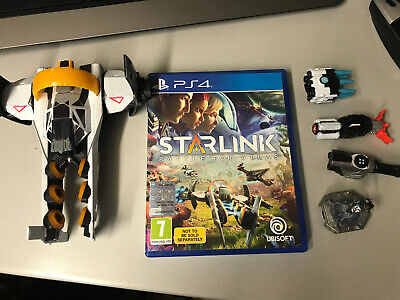 Sony Playstation 4 Ps4 Starlink Battle For Atlas Starter Pal Senza Scatola ☆