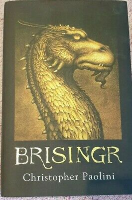 Brisingr: Eragon - Inheritance Cycle, Book 3 - Christopher Paolini