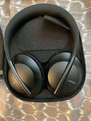 Bose Noise Cancelling Wireless Bluetooth Headphones 700 with Alexa Black 2019 👌