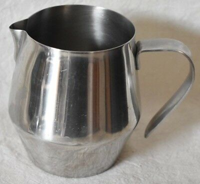Stainless Steel Pitcher Creamer 18/8 guage tiny Spout kitchen medical industrial