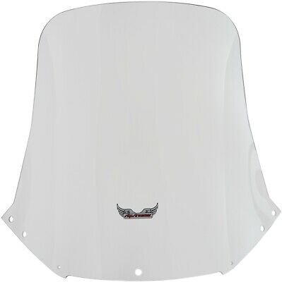 Slipstreamer Replacement Scooter Windshield - Clear #HELIX-20