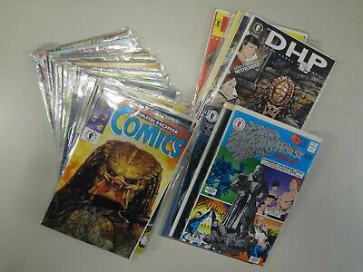 29 lot Dark Horse / DHP Presents Comic Books bagged VF - Mostly NM MINT details