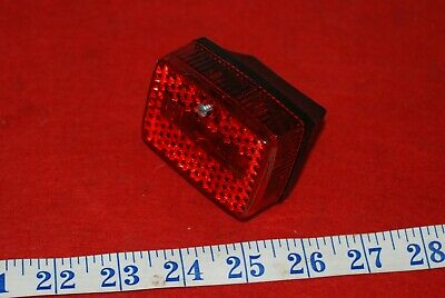 Motobecane Raleigh Mobylette Rear Light Red Moped - New