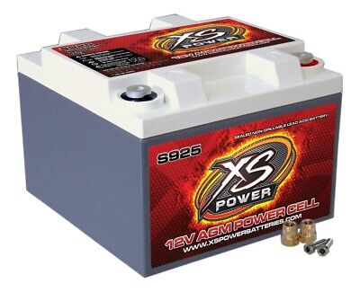 S925 Xs Power Agm Battery 12V 550A Ca