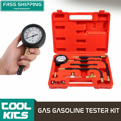 NEW New Upgraded Version Gas  Tester Kit 0-100PSI US OE Style