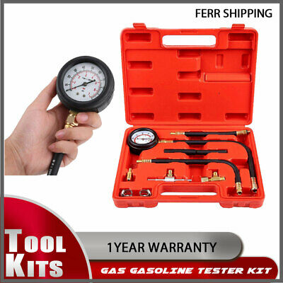 NEW New Upgraded Version Gas  Tester Kit 0-100PSI Tool