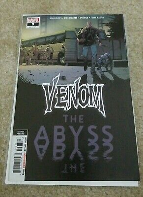 Venom #9  1st Print 1st Appearance Of Dylan Brock Donny Cates 2nd Print Variant
