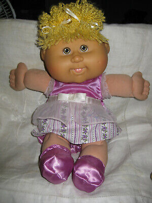 """14"""" Pa Cabbage Patch Kids Baby Doll - Moving Tongue"""