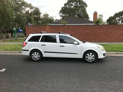 2009 Holden Astra Cdi Station Wagon Rego Rwc Auto Not Ford  Commodore Mazda