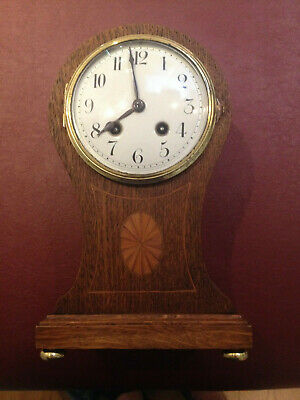 Vintage Balloon Clock For spares or repair
