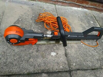 Gardena THS 400 Telescopic Hedge Trimmer Corded Electric