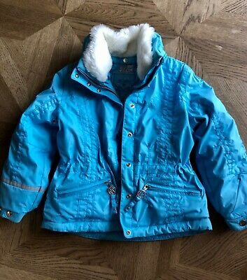 Girls Poivre Blanc ski jacket and pants 5 years