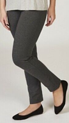 NEW M/&S Collection Black Linen Straight Leg Trousers  RRP £25 10 12 14 16 18