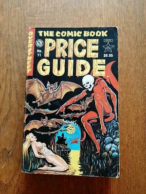 Overstreet Comic Book Price Guide 11Th  Edition - (#11 1981) Vg+