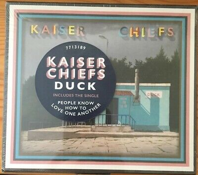 Kaiser Chiefs - Duck (2019) - BRAND NEW CD