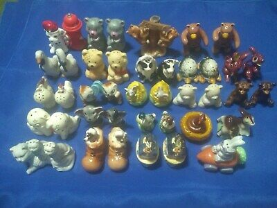Vintage SALT & PEPPER   COLLECTION  23 Sets     NO RESERVE!