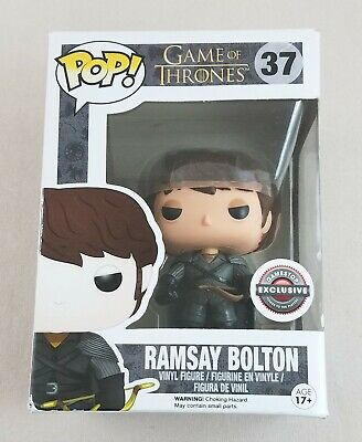 Funko Pop! Game of Thrones Ramsay Bolton #37 Gamestop Exclusive