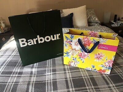 Barbour And Joules Card Bags
