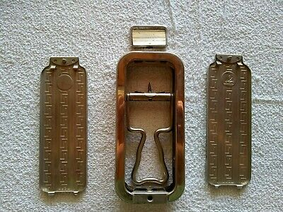 Antique Vintage Rolls Razor The Whetter Model Made In England - Parts