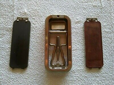 Antique Vintage Rolls Razor The Whetter Model Made In England