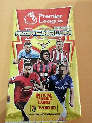 Panini adrenalyn xl premier league 2019/20