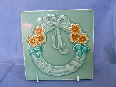 An antique Victorian/ Edwardian tile (b)