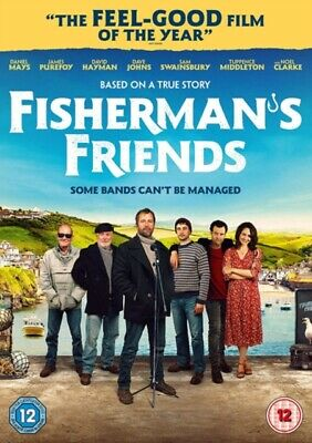 Fisherman's Friends DVD *NEW & SEALED*
