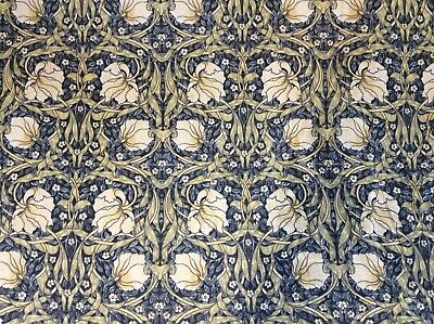 100 % Cotton Fabric, William Morris, Sanderson, Pimpernel  Design, Per Meter