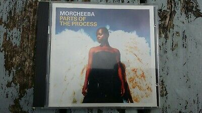 MORCHEEBA Parts of the Process SPECIAL EDITION CD & DVD Greatest hits collection