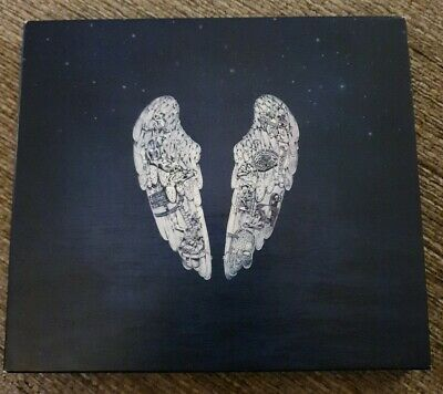 COLDPLAY - GHOST STORIES: CD ALBUM (May 19th 2014)