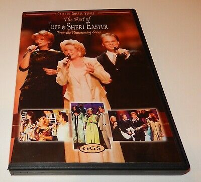 The Best of Jeff & Sheri Easter from the Homecoming Series (DVD, 2005) Gaither