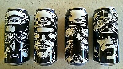 Craft Beer Collectors Cans. Panhead, Canheads Complete Set