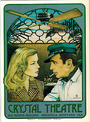 Humphrey Bogart & Lauren Bacall TO HAVE AND HAVE NOT 1944 Classic Greeting Card