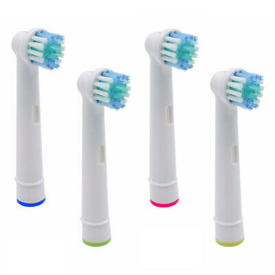 1/4Pcs Electric Toothbrush Replacement Heads Compatible With Oral B Braun Models
