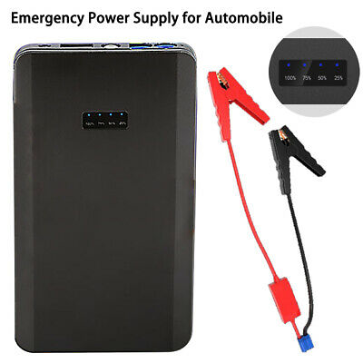 Hot Sale Car Vehicle Jump Starter Power Bank Charger Multifunction Portable