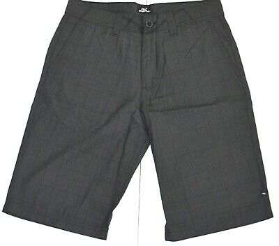 O'Neill Mens Casual Walk Shorts - BLACK -SIZES - 30,32 & 34 - NEW