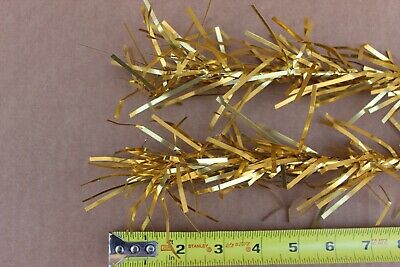 Two Gold Branches – Evergleam Aluminum Christmas Tree – 22 Inches