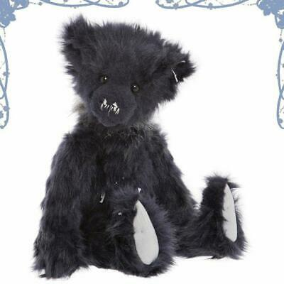 Hugglesworth, a 14 inch Bear from the 2018 Charlie Plush Collection