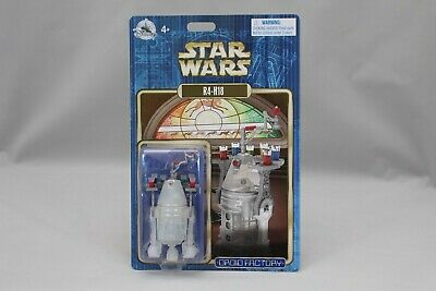 Star Wars Disney Parks R4-H18 Droid Factory Christmas Exclusive Droid 2018 MOSC