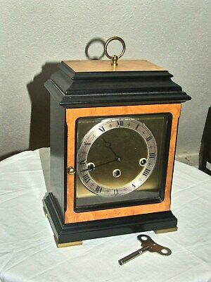 WARMINK Wuba Mantel Clock HIGH GLOSS! MULTICOULOUR Westminster Chime,5 hammers