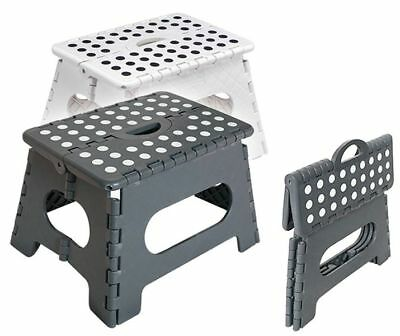 Folding Stool Step Ladder Kunststoffhocker Made of Plastic