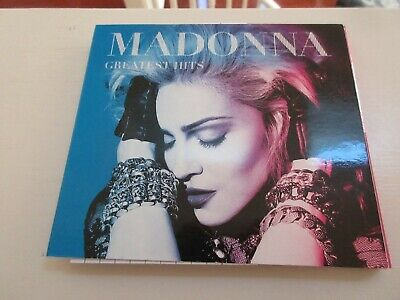 Madonna , Greatest Hits , 2 CD