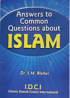 IDEAL FOR DAWAH: Answers to Common Questions about ISLAM (Box of 100) (PB)