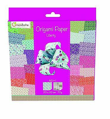 Origami Multicolore OR506C Avenue Mandarine